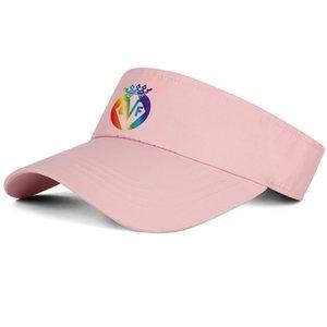 1 Villarreal CF El Submarino Amarillo VCF orgulho Gay arco-íris série rosa homem chapéu de tênis de beisebol projeto fit golf chapéu legal retro custom c