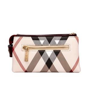 Бесплатная доставка мини полоса женщины клатчи известный бренд дизайнер ПВХ полиэстер мать сумки на ремне дамы плеча Crossbody выходные сумки
