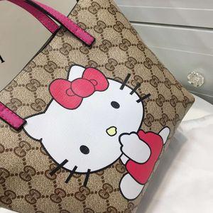 kid fashion school bag G letter design boy girl fashion book backpacks red color child fancy handbags send with box