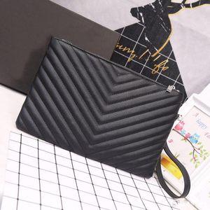 Designer Luxus Handtaschen Geldbörsen Taschen Frauen Brieftasche Clutch Bag Luxus Designer Tasche Handtaschen Mode Leder Brieftasche Crossbody Bag mit Kasten