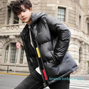 Wholesale Mens Designer Jackets New Brand Down Jacket with Letters High Quality Winter Coats Sports Brand Parkas Top Clothing M-3XL Optional