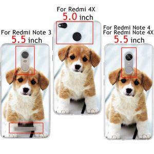 لXIAOMI Redmi ملاحظة 3 4 4X حالة غطاء سيليكون TPU لXIAOMI Redmi 4X ملاحظة 3 4 4X حالة Note4x note4 NOTE3 حالات الهاتف Redmi4x