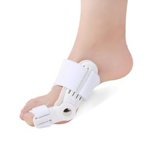 Thumb Valgus Orthese Big Foot Bone Toe Toe Valgus-Korrektur mit großem Zehenabscheider Tag und Nacht