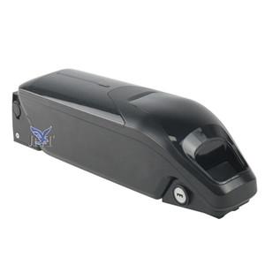 Avec téléphone Prise USB Type de tube descendant NOUVEAU Dolphin e bike 13AH Batteries au lithium de 48 volts pour moteur de 250W à 1000W avec chargeur