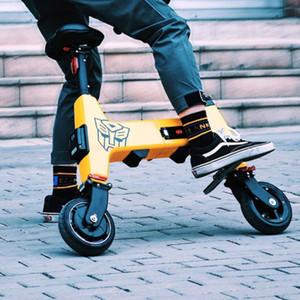샤오 미 Youpin 원래 Himo HIMO H1 미니 Ebike 전기 스쿠터 36V 리튬 배터리 접이식 전기 자전거