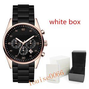 De calidad superior de la gota mujeres envío AR5905 AR5906 AR5858 AR5859 AR5868 AR5890 AR5891 AR5920 de los hombres del cronógrafo de cuarzo relojes de pulsera de goma