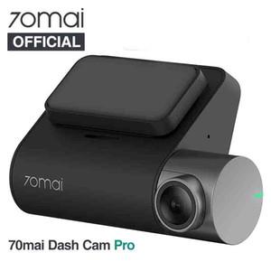 Inglés versión 70mai Dash Cam Pro 1944P velocidad y coordenadas GPS Aparcamiento leva de control de voz Monitor de la visión nocturna de Wifi 70 Mai coche DVR Pro