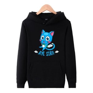High-Q Unisex Fairy Tail Pullovers Hoodie Sweatshirts Fairy Tail Jacket Coat Hoodies