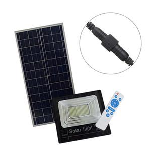 Solar del reflector 25W 40W 60W 120W al aire libre luces de inundación IP65 inundación proyector accionado solar LED de luz de inundación de pared exterior