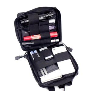 Taktik Molle EMT İlkyardım Medic Kit Kılıfı Yardımcı Aracı Organizatör Çanta 1000D