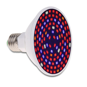 4pcs 24W 120Leds Full Spectrum Indoor Plant Growing Lamp E27 Growing Light Bulb SMD5730 84red 24blue 6white 6warm mars hydro
