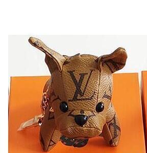 Dog Top Fashion chaveiro chaveiro para Mulheres meninas Bag Car Chaveiro Trinket Jóias presente Souvenirs Nenhuma caixa 2020 New Chegou