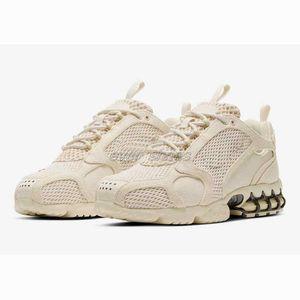 2020 Новый Air Увеличить Спиридон Caged Стиль Холст тренер женщин мужчины сетки кроссовки платформы кроссовки кроссовки