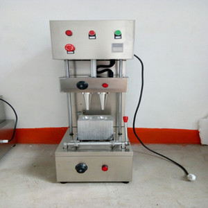 The best selling price performance spiral pizza cone making machine   CE certified hot selling commercial pizza egg roll making machine