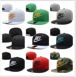 Berretti da baseball economici degli uomini del cotone di nuovo modo di stile 2019 tutti i cappelli di pallacanestro di sport all'aperto di baseball di Snapback della squadra di football americano dell'osso libera il trasporto