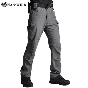 New Tactical Pants Outdoor Trousers Camouflage Black Men's Pants Military Pants Sport Trousers for Hiking Hunting Plus Size