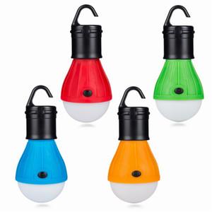 Мини портативный освещение фонарь палатка свет светодиодные лампы аварийный светильник водонепроницаемый висит крюк фонарик кемпинг свет использовать