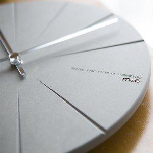 Moderne Minimaliste bois de pin bon marché Horloge murale avancée exquis artistique Délicatesse circulaire européenne Silencieusement Home Decor Horloge