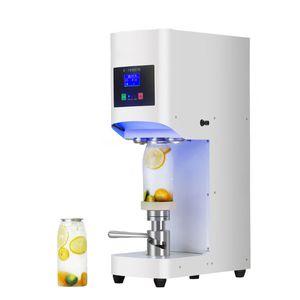 коммерческая укупорочная машина может укупорочная машина герметизирующая машина молоко чашка чая герметик чай кофе пузырьковый напиток бутылка герметизация