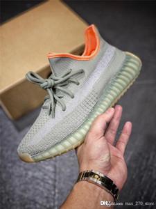 2020350350S لالصحراء سيج حجية Fx9035 الاحذية V2 الثلاثي حذاء رياضة مع الاطار الأصلي