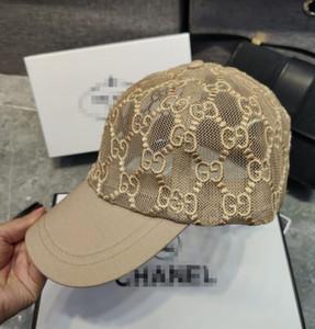 Tasarımcı Beyzbol GG Marka Kaplan Kafa Şapka Altın İşlemeli kemik Erkekler Kadınlar casquette Güneş Şapka Gorras Spor Cap Gucci Nakliye Caps womens