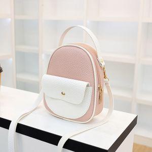2020 new girl bag,small bag fashion Purse Handbags Women Bags leisure pack Women Cross-body bag Leather Shoulder Bags