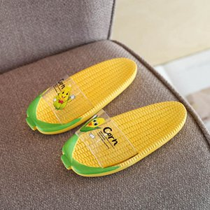 2020 Summer maize kids slippers Childrens Slippers kids shoes Boys Slippers Girls Slipper beach shoes children shoes retail B1184