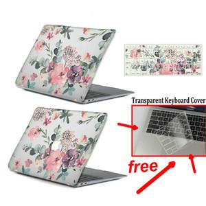 Harte Vollschutzhülle Notebook-Tasche für Apple Macbook Air Pro Retina 11 12 13 15 Mac Book 15,4 13,3 Zoll Touch Bar + Tastatur-Abdeckung