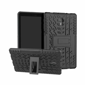 Heavy Duty Defender Rugged TPU +PC Dazzle KickStand Cover For Samsung Galaxy Tab A 10.5 T595 SM-T590 10.5inch Tablet case