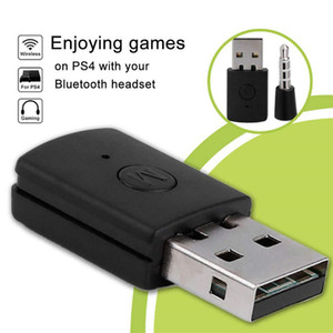 PS4 Auricolari Bluetooth adattatore USB Bluetooth 4.0 Dongle ultimo modello di ricevitore per PS4 adattatore PS4 Wireless Auricolari Bluetooth Receiver