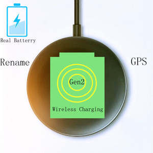 GPS переименовать TWS AP2 Bluetooth наушники H1 чип беспроводной зарядки чехол оптический в ухо обнаружения стручки PK Air 2 Pro i200 i12 i9 i500