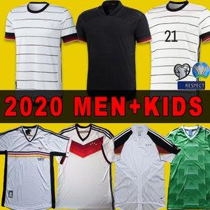 2020 Germany soccer jersey HUMMELS KROOS DRAXLER REUS MULLER GOTZE90 94 96 88 Retro Littbarski BALLACK KLINSMANN Matthias 04 06 KALKBRENNER