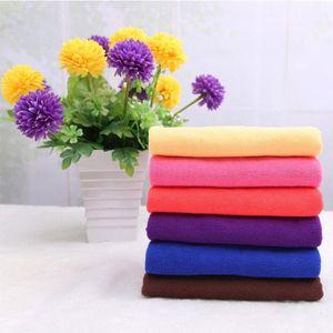 Badetuch Car Waschlappen Mikrofaser 70 * 140 cm Multicolor Durable Tragbare Wasserabsorbierende Home Textile