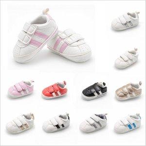 Scarpe da bambino Neonato Casual Primi camminatori Prewalker Bambini Chaussures Bambino Sneakers in gomma Ragazzi Sport Mocassini Scarpe indoor moda B4430