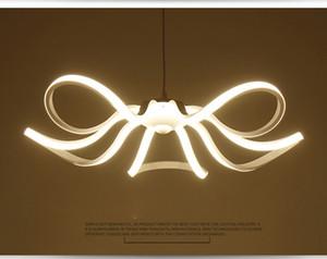 Led Современные люстры Освещение новизны Luster Lamparas Colgantes Лампа для гостиной Спальня номер Luminaria внутренний свет люстры