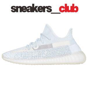2020 Comfort Mens Running Shoes Mulheres Melhor Sneakers Sports Kanye West Desert Sábio estática Terra Zyon Luz Traseira Cinder V2 com bola Tamanho 4-13