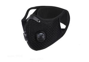 Filtro Pm2.Cycle Ciclo 5 camadas substituível Boca carbono ativado máscara Cotto reutilizável Nova
