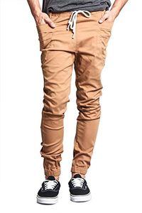 Männer Jeans G-Style USA Herren Twill Skinny Jogger Hose