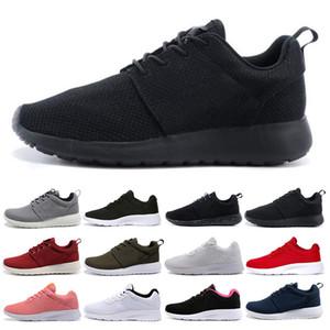 nike roshe run one Yeni Tanjun 1.0 3.0 Run Koşu Ayakkabıları erkek kadın siyah düşük Hafif Nefes Londra Olimpiyat Spor Sneakers erkek Eğitmenler boyutu 36-45