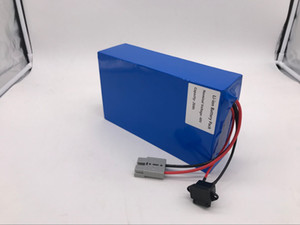 무료 세금 고성능 2000W 48V 20AH 전기 자전거 배터리 48V 21AH 전자 자전거 배터리 48 볼트 리튬 배터리 40A BMS 2A 충전기