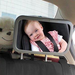 Voiture de sécurité Rétroviseur bébé Rétroviseur acrylique Not Easy Pause