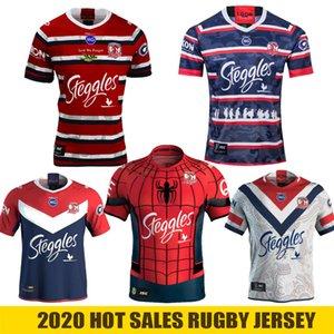 2020 SYDNEY Horozlar Anzak JERSEY başbakanlarıyla Yerli ragbi Formalar NRL Rugby Ligi'nin formaları Avustralya maillot de rugby 2017 2018