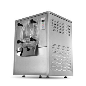 Makine Dondurulmuş Dondurma Topu Yapımı Makine Toplu Dondurucu Makine Yapımı Sert Ice Cream kullanan Ev