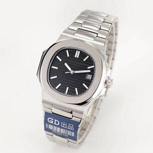 reloj de Japón Miyota 8215 hombres mecánicos automáticos del reloj del reloj de los deportes pp Nautilus alta calidad de acero inoxidable correa de reloj de pulsera Montre