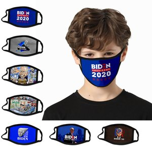 Biden Cotton Masks 2020 USA Election Cosplay Fashion Party Masks Anti Dust Fog Washable Reusable Breathable Face Mask for Kids and Adults