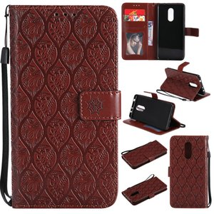venta al por mayor Redmi5 funda Funda Xiaomi Redmi 5 Plus Funda 5.99''Luxury Purse Wallet Flip Cover para Xiaomi Redmi 5 Plus Funda Redmi5 5Plus
