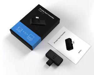 محول بلوتوث الصوت نوع C-ميناء محول بلوتوث 4.2 انتقال لتبديل ألعاب PS4 التعامل مع الارسال بلوتوث مع حزمة البيع بالتجزئة