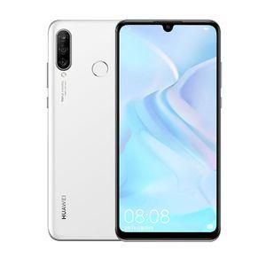 "Original Huawei Nova 4e 4G LTE Mobile Phone 4GB RAM 128GB ROM Kirin 710 Octa Core Android 6.15"" Full Screen 32.0MP Face ID Smart Cell Phone"