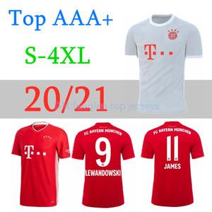 2020 21 Bayern München COUTINHO PAVARD Fußball Trikot 120th Anniversary LEWANDOWSKI MULLER HERNANDEZ Fußball-Trikot 2019 20 Männer Sätze