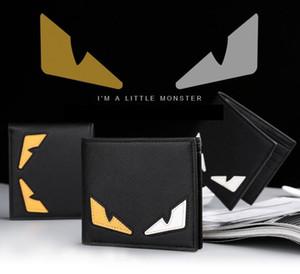 3 colores de alta calidad de cuero de la pu billetera cruzada de los hombres carteras de tarjetas de diseñador bolso de bolsillo bolso de la marca de estilo europeo